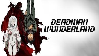 is deadman wonderland on netlfix